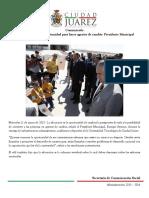 2015-03-11 La educación es una oportunidad para hacer agentes de cambio- Presidente Municipal