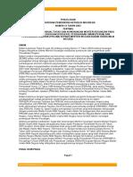 Penjelasan PP NO 41 tahun 2003