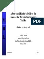 Hack Guide - SimpleSim