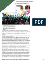 26-02-16 Se pronuncia Claudia Pavlovich por transparencia y ética en gobierno -El Reportero