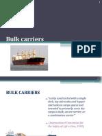 Bulk Carriers 2