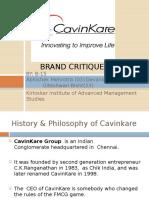 Cavincare case study abstract