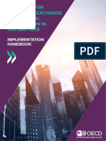 Implementation Handbook Standard for Automatic Exchange of Financial Information in Tax Matters