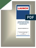 launch scaner
