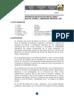 Plan Anual de Tutoria y Orientacion Educativa