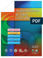 Analisis Sectorial