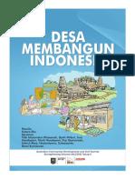 Buku Desa Membangun Indonesia Sutoro Eko