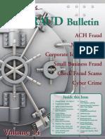 Abagnale Fraud Bulletin Vol 14