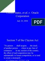 US Department of Justice Antitrust Case Brief - 01233-204677