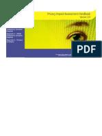Privacy Impact Assesment Handbook V2