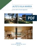 Villa Mairea-Alvar Aalto