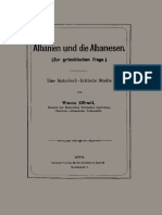 Wassa Effendi (auth.)-Albanien und die Albanesen_ Eine historisch - kritische Studie-Springer Berlin Heidelberg (1879)