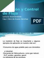 Medicion y Control de Flujo2013
