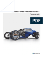 VRED 2015 Fundamentals