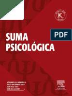 Ahmet; Akin, Umran; (2015) - Suma Psicologica. Pág 37 a 43