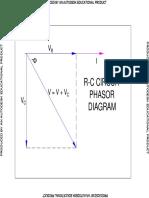R-C Phasor