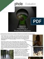 29301657 Peephole Evaluation[1]