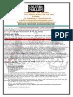 Calibre Drilling Ltd. Employment Contract Letter (1) (1)