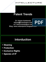 Patent Trends