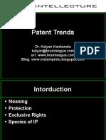 Patent Trends