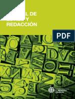 Manual de Estilo y Redacción de proyectos semplades