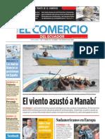 El Comercio del Ecuador Edición 213