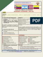 NFPA Internacional - Incendio (NFPA 1081)