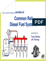 common rail diesel direct injection