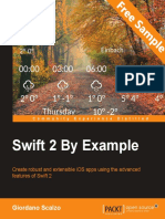 Swift 2 By Example - Sample Chapter