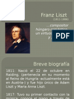 Gustavo Liendro - Liszt