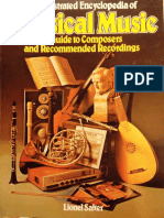 Classical Music - A Guide to Composers and Recommended Recordings (Art eBook)