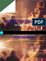Hindu Budha Di Indonesia Master