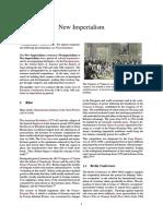 Wiki - New Imperialism