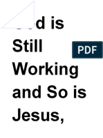 Just Jesus Evangelistic Campaign #52