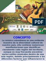Musica Colombiana Evelynn I