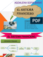 1.1 Sistema Financiero