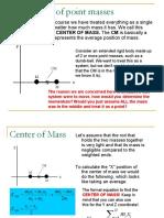 Kinematika Dan Dinamika Teknik Titik Pusat Massa