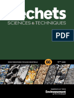 Influence de la température sur la méthanisation de boues primaires d'Épuration