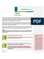 Four Step Process - EXEMPLAR_sem22013(5)(1)