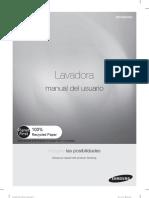 Manual Lavadora WD146UVHJ