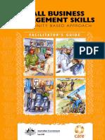 Small Business Management Skills - Facilitator Guide