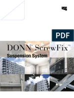 Usg Donn Screwfix Suspension System Brochure en Aus.pdf