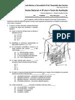 CN9 Teste Digestivo Cardiovascular 2015