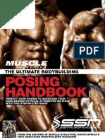 Muscle Evolution Posing Handbook