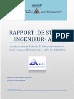 Rabii El Hadrati 2GHEV - Assainissement liquide + Step