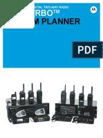 MotoTRBO System Planner