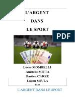 TPE L'argent dans le sport.docx