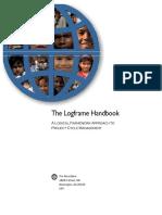 Log Frame Handbook