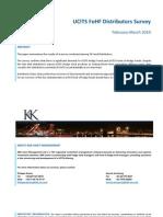 Fund of Hedge Funds Distributors Survey 2010
