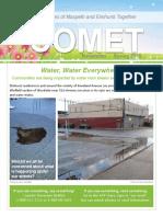 Comet Spring Newsletter 2016